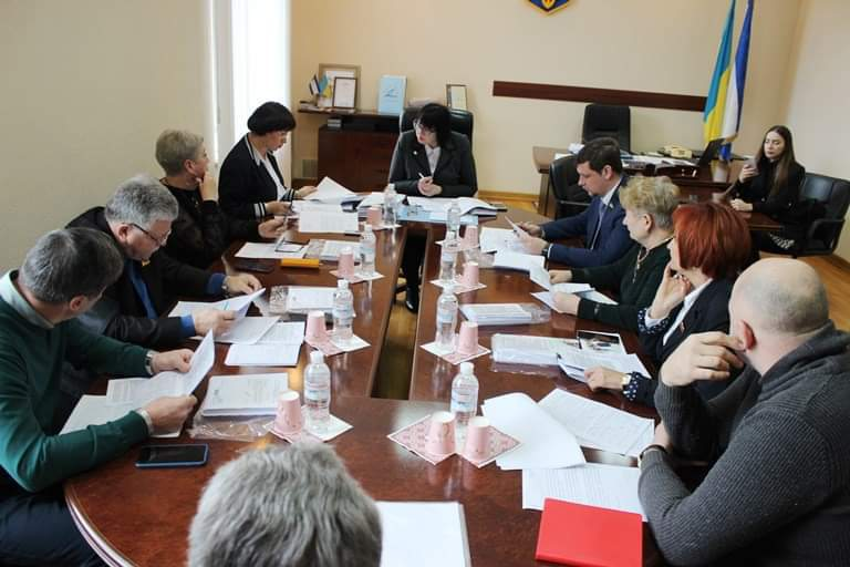 Гуманітарна комісія відтермінувала ліквідацію Олешківської спецшколи та підтримала херсонських тренерів
