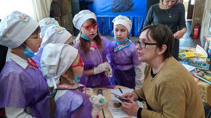 Херсонські школярі взяли участь у конкурсі «Лікар Нехворайко-2020»