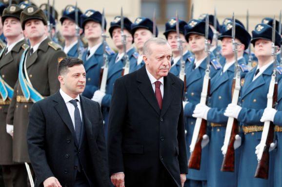 Ердоган назвав Крим українським. Росія у відповідь кличе його на півострів