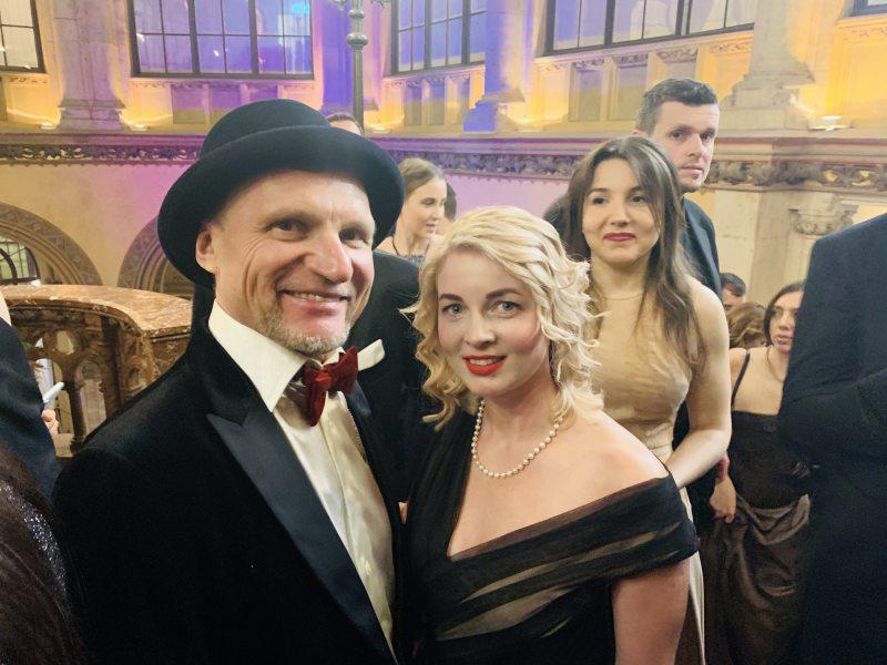 Олег Скрипка: Український бал у Відні має стати трендом