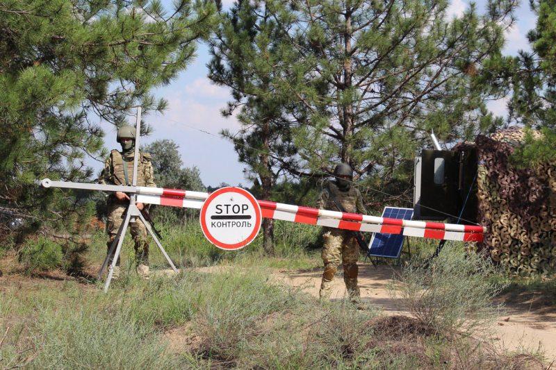 На Херсонщині прикордонники посилюють контроль за дотриманням режиму