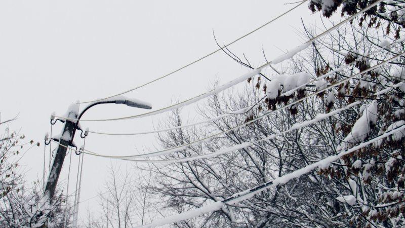 Негода на Херсонщині залишила 134 населених пунктів без світла