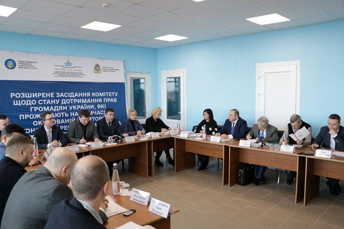 Мустафа Джемілєв: Вода почне надходити до Криму тільки після повної деокупації півострова