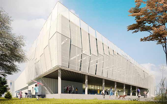 Будівництво Олімпійського Центру «Н2О Нова Каховка» підтримали спортивні федерації України
