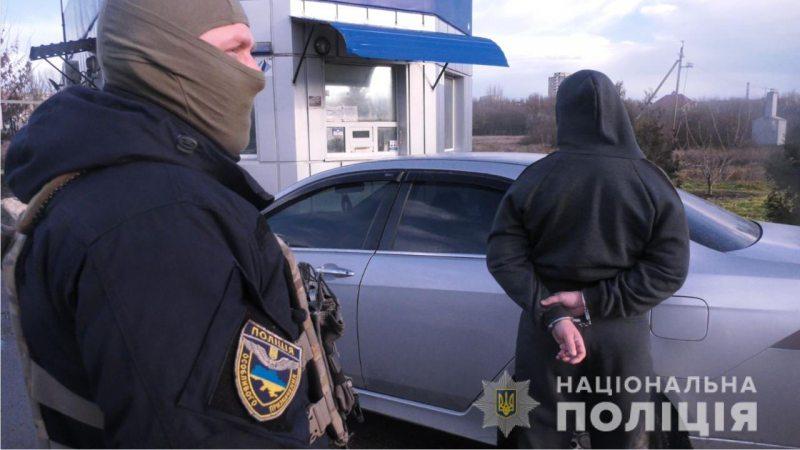 У Херсоні поліція затримала двох телефонних шахраїв із Запоріжжя
