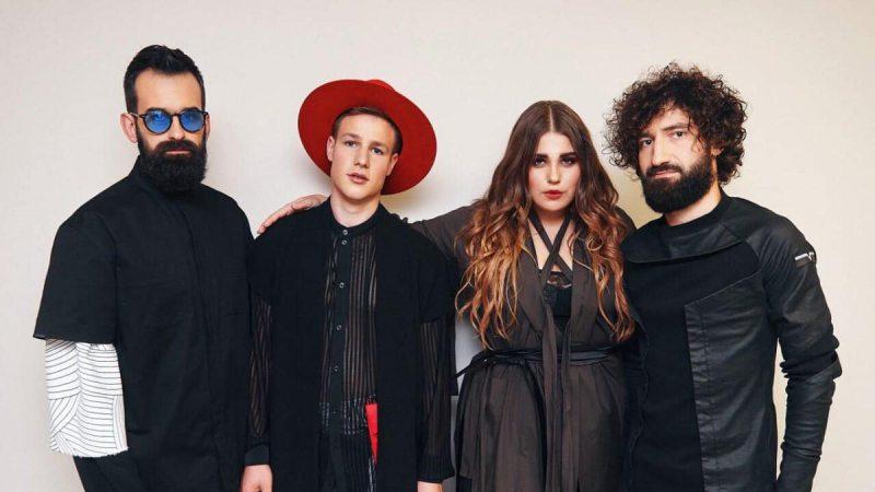 Гурт «KAZKA» скасував концерт у Херсоні через коронавірус