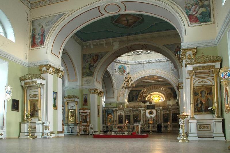 В Херсонской епархии моляться о предотвращении вирусной эпидемии