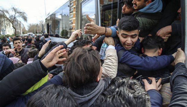 Із Туреччини виїхали понад 100 тисяч мігрантів