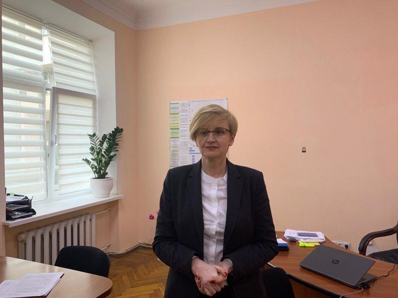 Світлана Чепига: очікувала сюрприз, а отримала звільнення