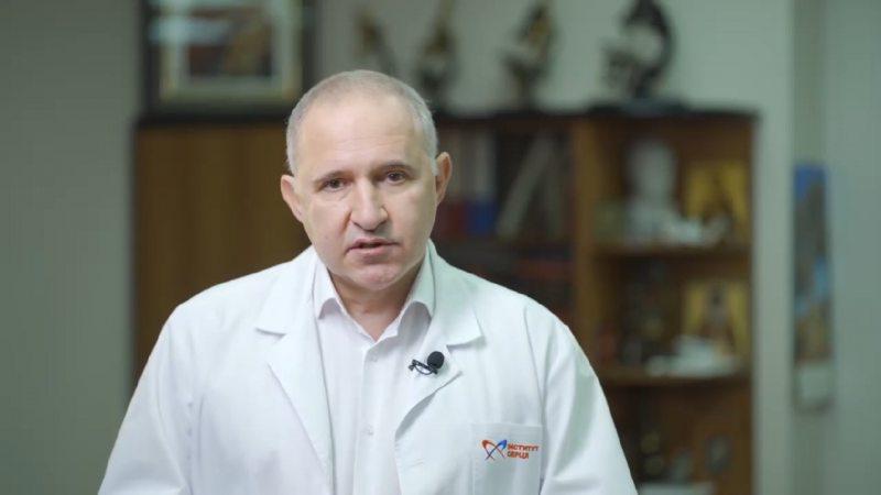 Известный кардиохирург Борис Тодуров дал рекомендации, как избежать заражения коронавирусом