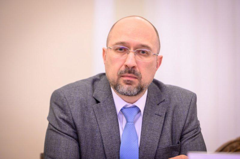 Денис Шмигаль: Будемо постачати воду українцям у Крим хоч каністрами, хоч бутлями – у разі потреби