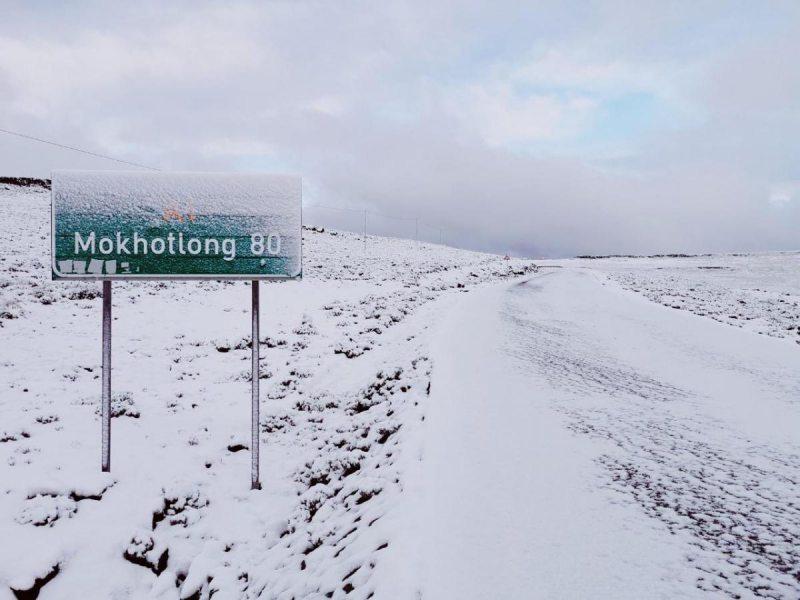 В Африці випав сніг (відео)