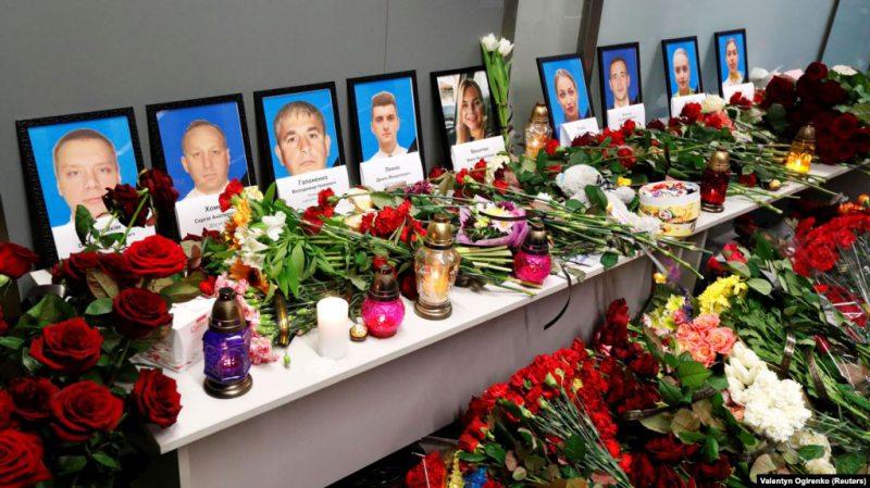 Авіакатастрофі МАУ в Ірані 100 днів: 5 країн зробили спільну заяву