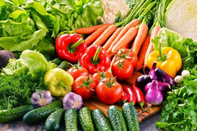 На гуртовому ринку у Великих Копанях подешевшали овочі