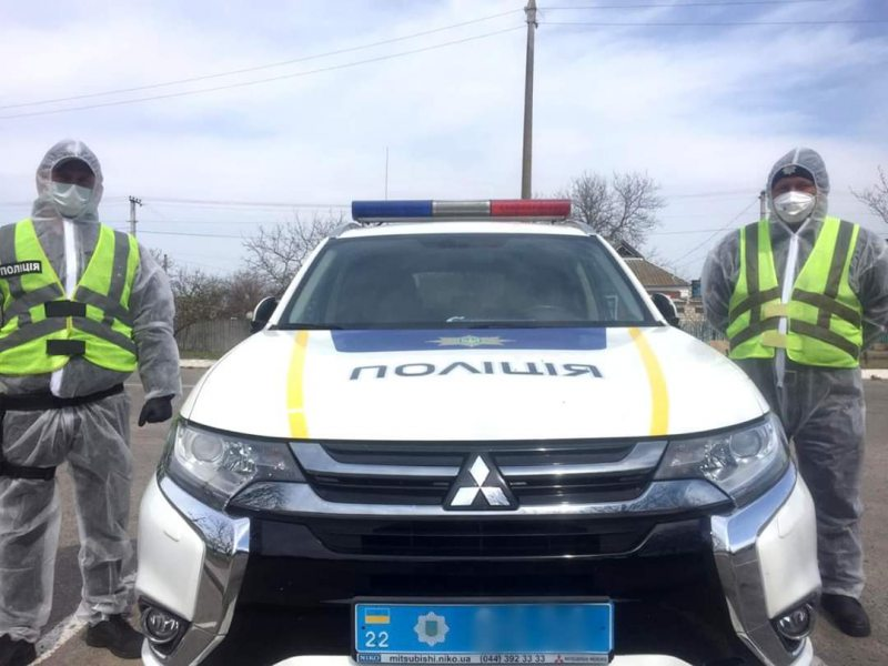 На Херсонщині 15 осіб, які втекли з обсервації, мають сплатити штраф
