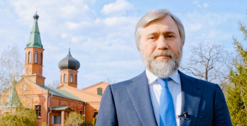 Вадим Новинский поздравил украинцев с Великой Пасхой