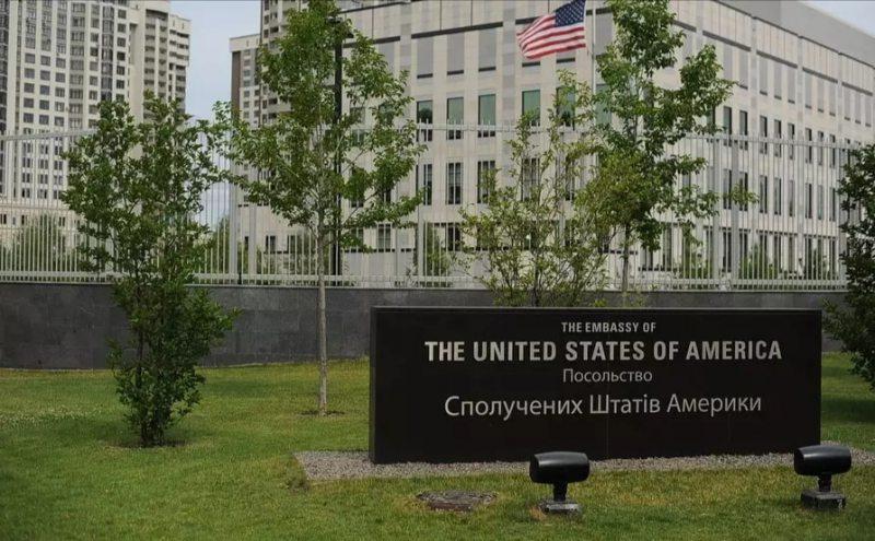 На попытку поджога синагоги в Херсоне отреагировало Посольство США
