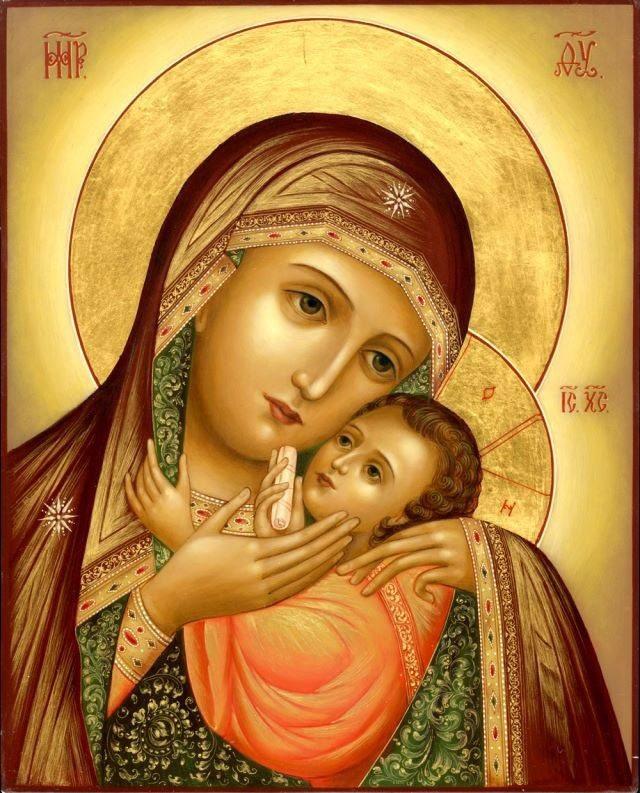 22 апреля - день Касперовской иконы Пресвятой Богородицы - Перший ...