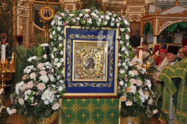 В Херсоне будет пребывать чудотворная Касперовская икона Божией Матери