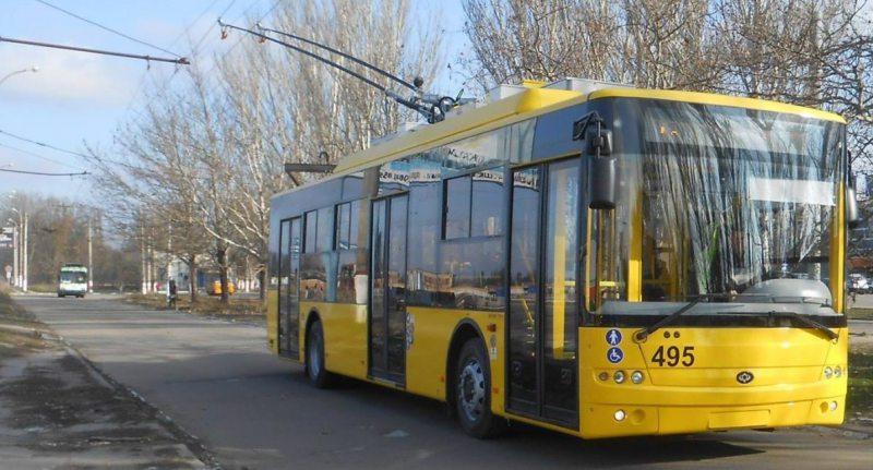 10 июня проезд в херсонских троллейбусах будет бесплатным