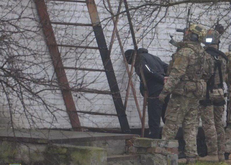 """На Херсонщині СБУ """"шукатиме"""" терористів"""