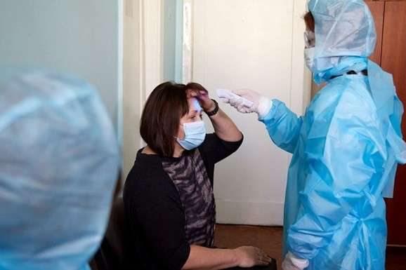 У Херсоні в жінки з мікрорайону Острів зафіксовано новий випадок коронавірусу