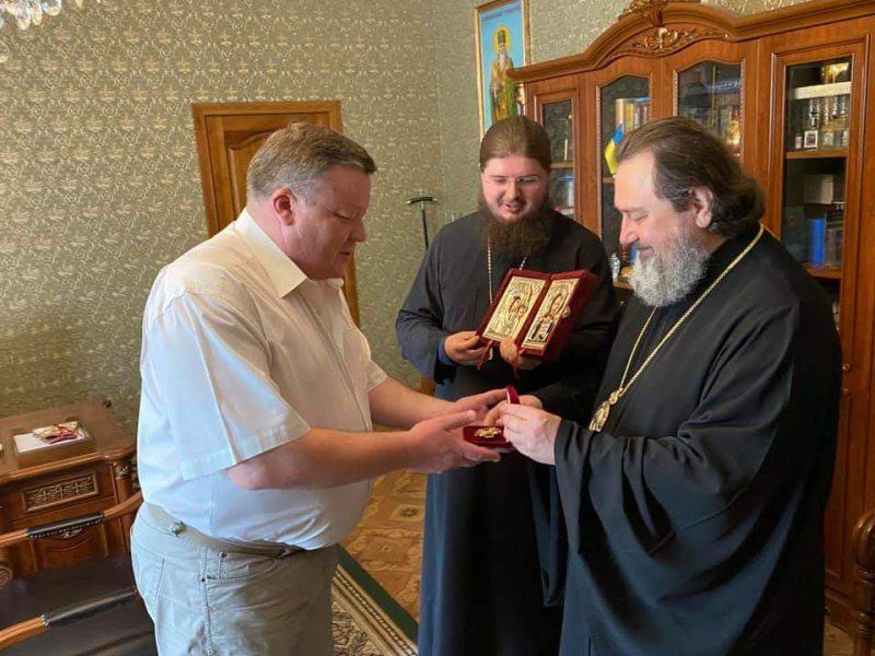 Виктор Короленко получил орден святого врача-исповедника