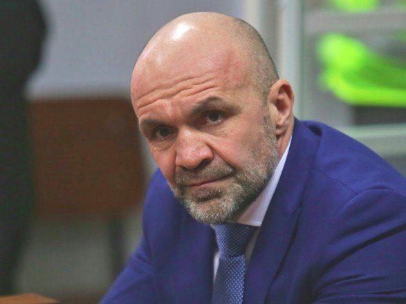 Владислава Мангера доставляют в Киев на заседание