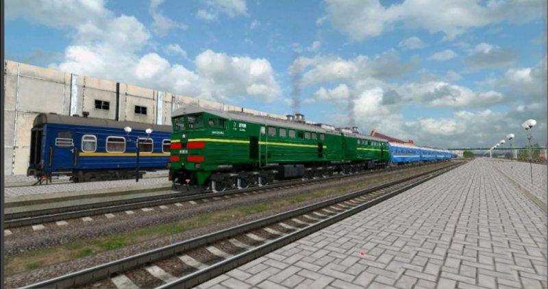 Сегодня начинают курсировать пригородные поезда Херсон-Нововеселая и Николаев-Каховка