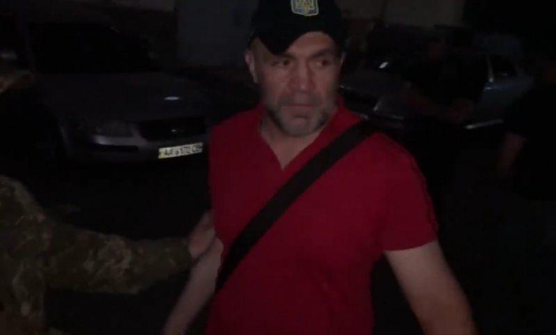 Сотрудники СБУ похитили председателя Херсонского областного совета