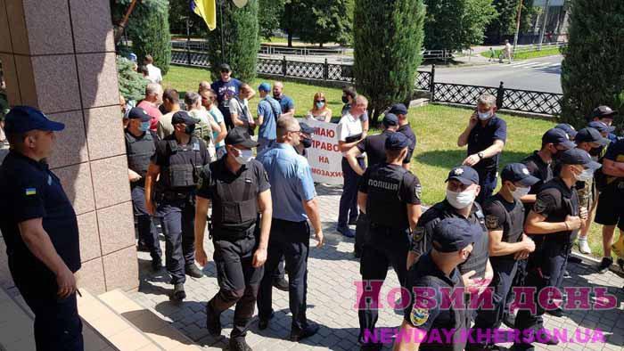 Підозрюваного у вбивстві Володимира Чебукіна примусово доставлять до суду