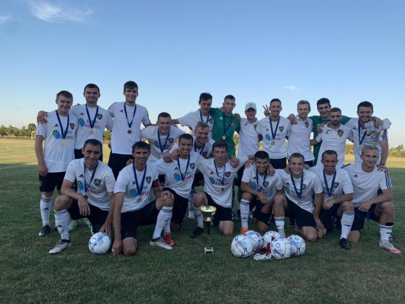 ФК «Таврія» став володарем Суперкубку Херсонської області 2020 року