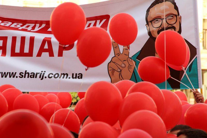 Партия Шария идёт на местные выборы в Херсонской области