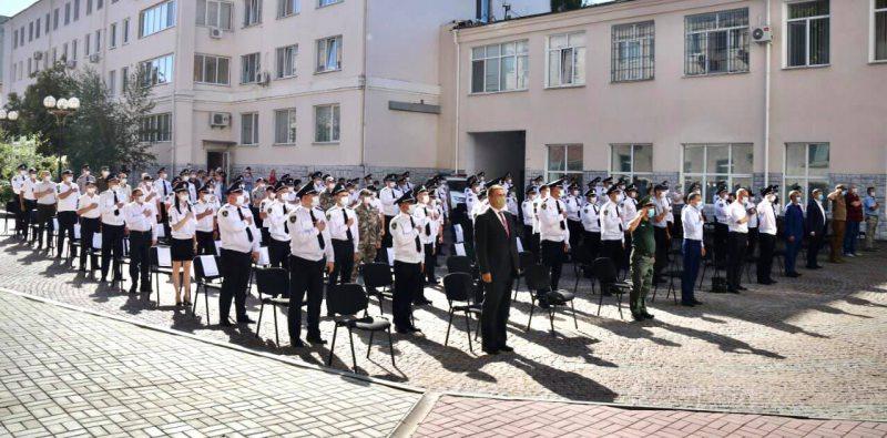 Херсонські поліцейські відзначили п'яту річницю створення Національної поліції України