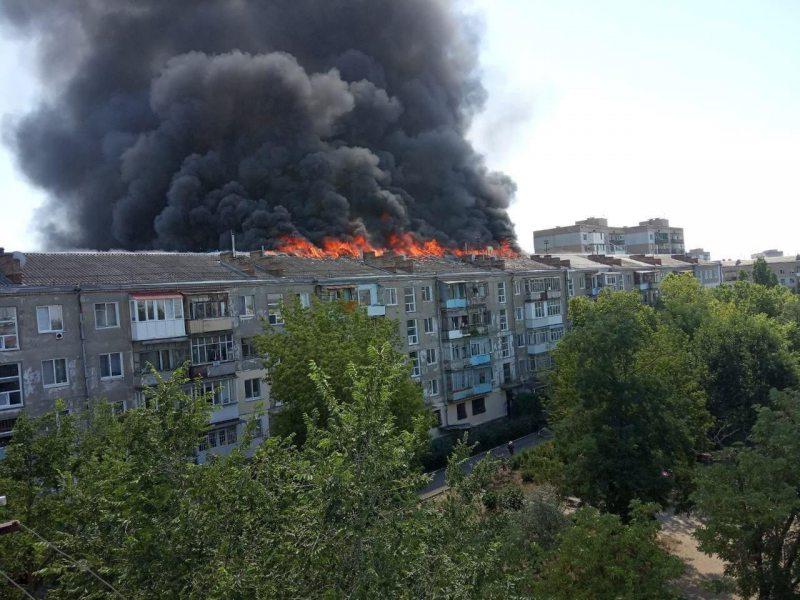 Пожежу у Новій Каховці ймовірно спричинив господар квартири