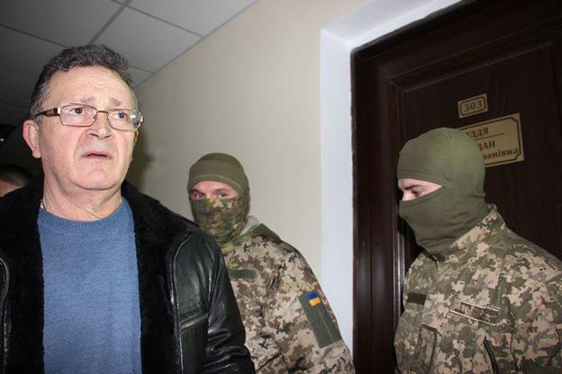 """За госизмену экс-главе """"Минздрава"""" Крыма присудили 10 лет тюрьмы"""
