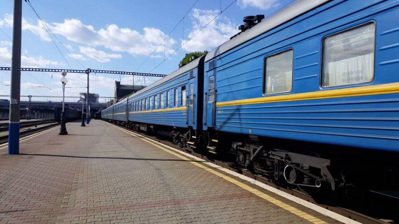 Укрзалізниця запустила ще п'ять поїздів на Херсонщину