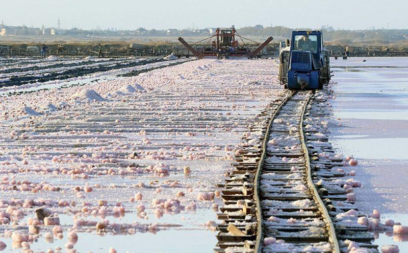 На Херсонщині державне підприємство з видобутку солі перейде у приватні руки