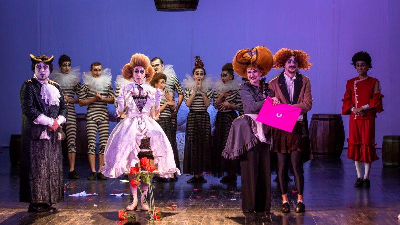 «Дванадцята ніч, або що захочете»: херсонські театрали показали прем'єру