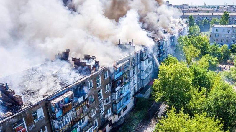 Пожежа в Новій Каховці: суд залишив підозрюваного на волі