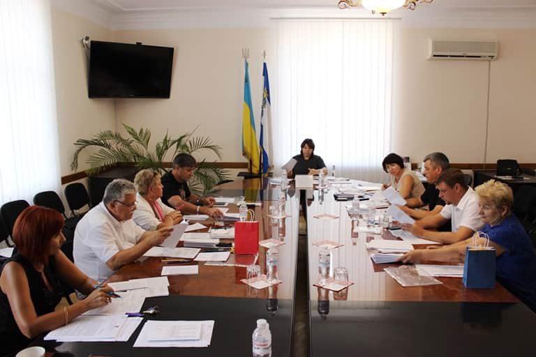 Гуманітарна комісія Херсонської обласної ради готується до сесії