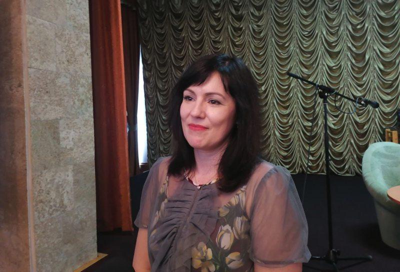 У Херсоні Тетяна Висоцька презентувала власну поезію