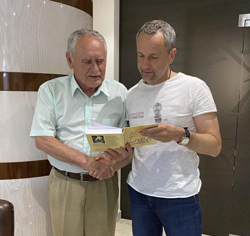 Благотворительный фонд Игоря Колыхаева способствует развитию поэзии на Херсонщине