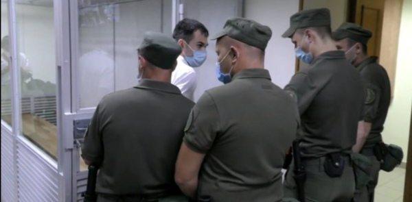 Підозрюваного у вбивстві Володимира Чебукіна заарештували в залі суду
