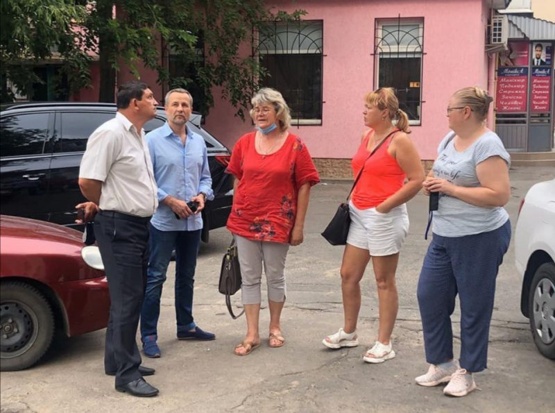 Нардеп окажет помощь пострадавшим во время пожара в Новой Каховке