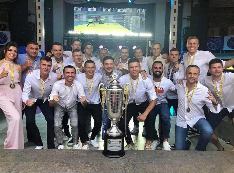 Футзалисты «Продэксима» стремятся стать пятикратными чемпионами Украины