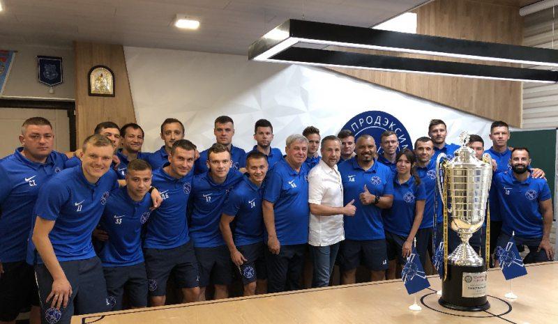 МФК «Продэксим» – звёздный чемпион Украины