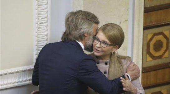 Новинський і Тимошенко заблокували підписання закону про легалізацію грального бізнесу