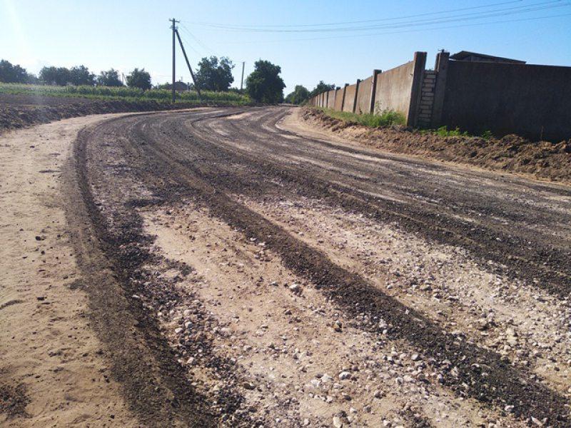 У селі Виноградово розпочали «велике будівництво»