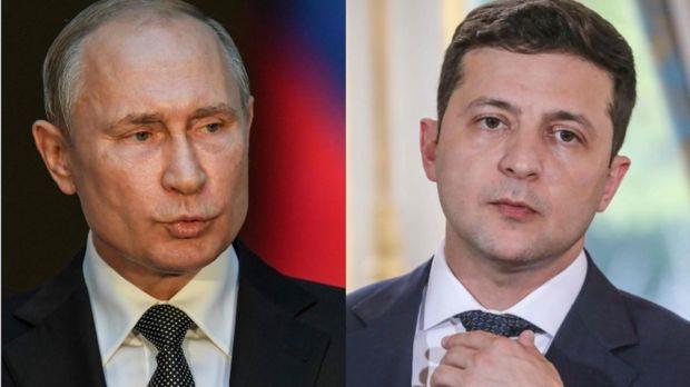 Зеленський поговорив із Путіним. У Москви і Києва дещо різні версії розмови